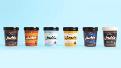 Judes Ice Cream Banner
