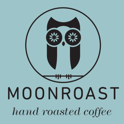 Moon Roast Coffee Logo